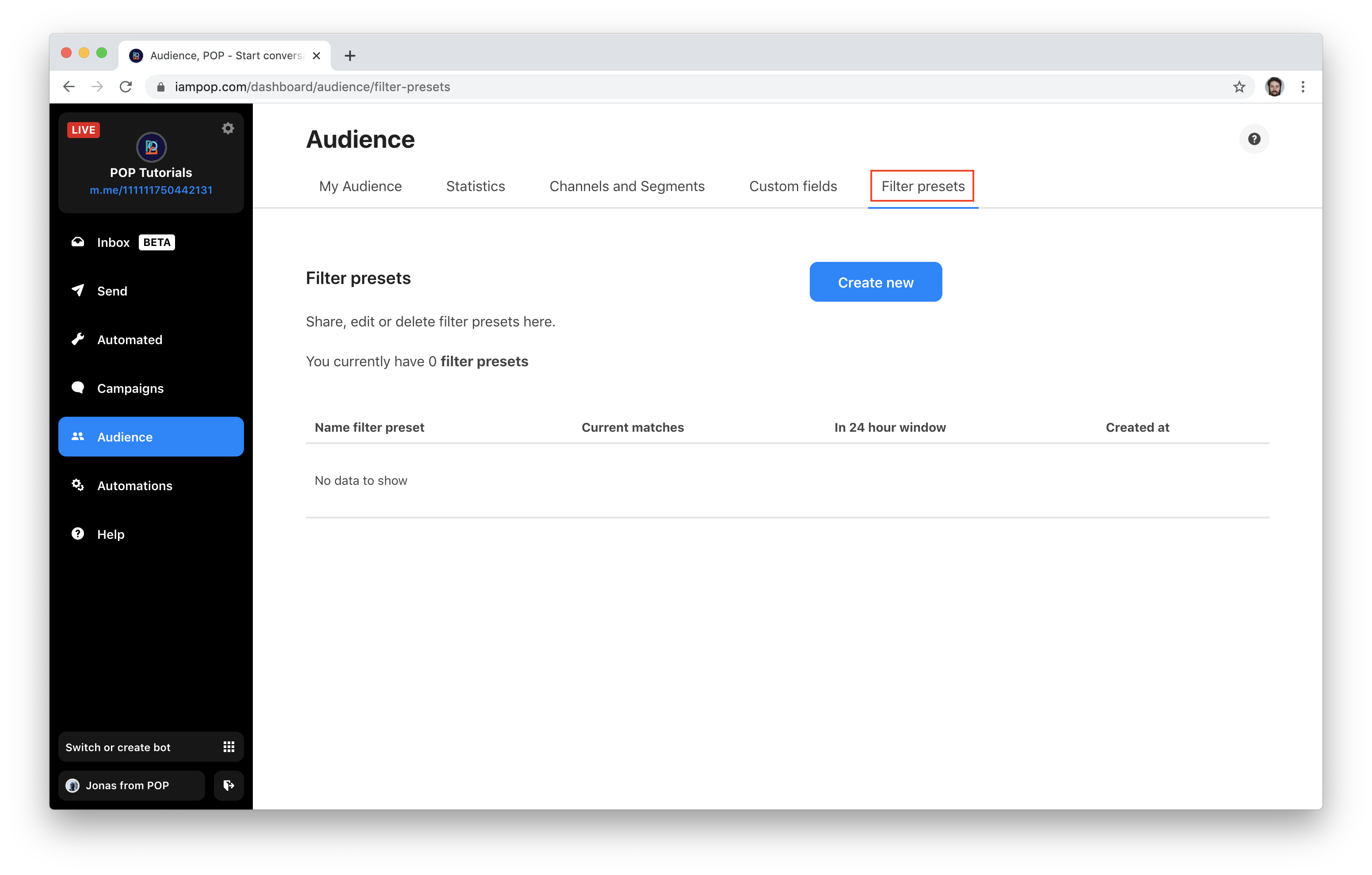 Filter-presets-tab-audience-section