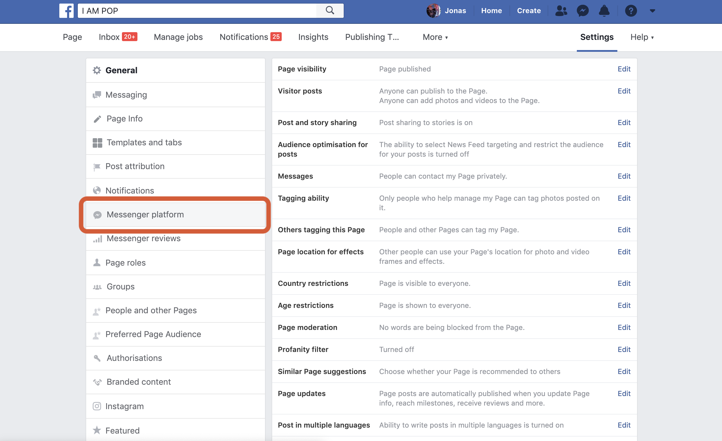 Messenger-Platform-tab-in-Facebook-Business-Page-Settings